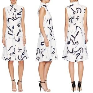 ACLER NWT Structured A-Line Runway Dress
